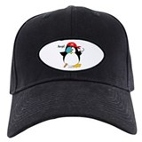 Pirate Penguin Baseball Hat