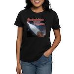 Rocket PassionReader's Choice Women's Dark T-Shirt