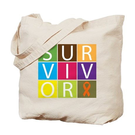 Leukemia Survivor Tote Bag