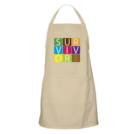 Leukemia Survivor Apron