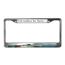 Cute Kensington License Plate Frame