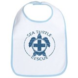 Sea Turtle Rescue Bib