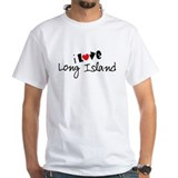 I Love Long Island Shirt