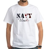 Navy Uncle Flag Shirt