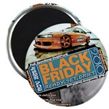 black friday event Magnet