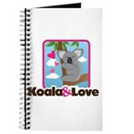 Koala & Love Journal