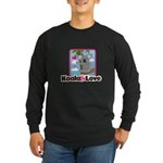 Koala & Love Long Sleeve Dark T-Shirt