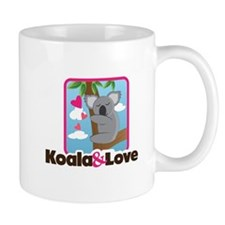 Koala & Love Mug