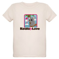 Koala & Love Organic Kids T-Shirt