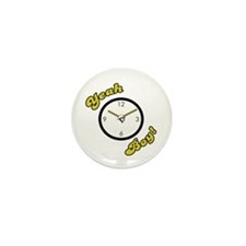 Yeah Boy! Mini Button (10 pack)