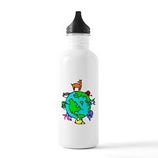 Animal Planet Rescue Water Bottle