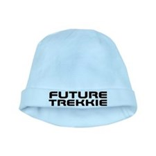 Future Trekkie Star Trek Baby Beanie Hat