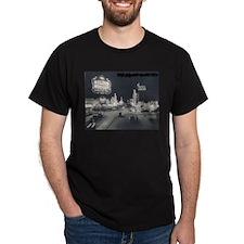 Vintage Las Vegas at Night T-Shirt