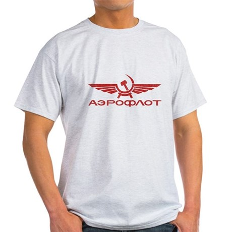 Vintage Aeroflot Light T-Shirt
