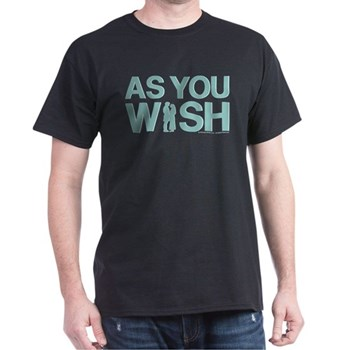 As You Wish Princess Bride T-Shirt Gifts and Merchandise