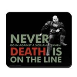 Princess Bride Vizzini Mousepad