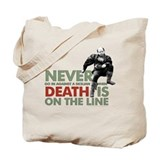 Princess Bride Vizzini Tote Bag