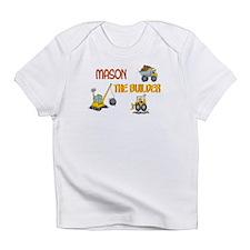 Mason the Builder Infant T-Shirt