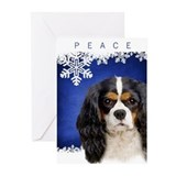 Cavalier King Charles Hoiday Cards (Pk of 20)