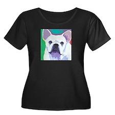 White French Bulldog T