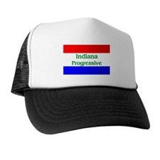 Indiana Progressive Trucker Hat