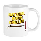 Natural Born Griller  Tasse