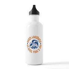 April Fool's Birthday Water Bottle