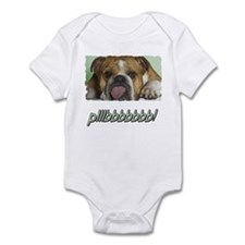 plllbbbbbbb! Infant Bodysuit