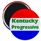Kentucky Progressive Magnet