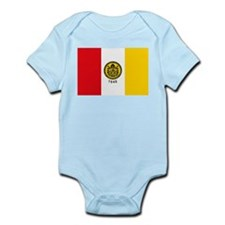 San Diego Flag Infant Creeper