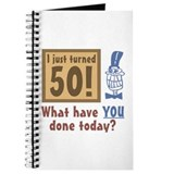 I Just Turned 50 Journal