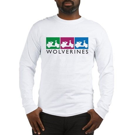 Wolverines - Scooter Long Sleeve T-Shirt