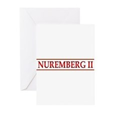 NUREMBERG II Greeting Cards (Pk of 20)