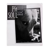 Pit Bull Soul-Pt.5 Throw Blanket