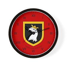 Falcon Wall Clock