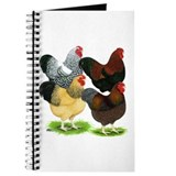 Wyandotte Rooster Assortment Journal
