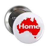 "Home - Australia (Red) 2.25"" Button"
