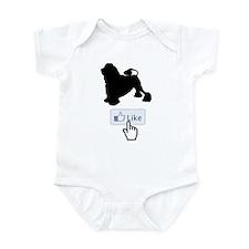 Lowchen Infant Bodysuit