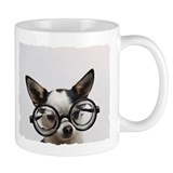 STUDIOUS CHIHUAHUA Mug