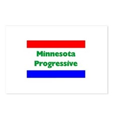 Minnesota Progressive Postcards (Package of 8)