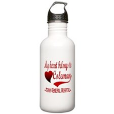 General Hospital Coleman Stainless Water Bottle 1.