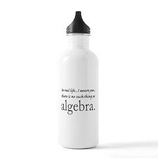 X Plus Y Water Bottle