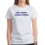 Tom Landry Middle School Tee