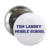 Tom Landry Middle School Button