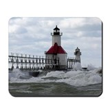 St. Joseph Lighthouse Mousepad