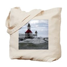 St. Joseph Lighthouse Tote Bag