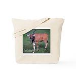 Eland Antelope Photo Tote Bag