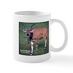 Eland Antelope Photo Mug