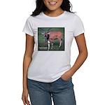 Eland Antelope Photo (Front) Women's T-Shirt