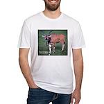 Eland Antelope Photo Fitted T-Shirt